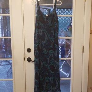Design &co Lane Bryant maxi dress